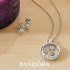 PANDORA Jewellery updated the classic locket and it's yours to style. Whether it's family, dreams or love, keep what matters close to your heart.