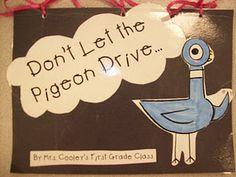 Pigeon activities