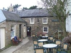 The Tinners Arms, Zennor, West Penwith, Cornwall. UK.