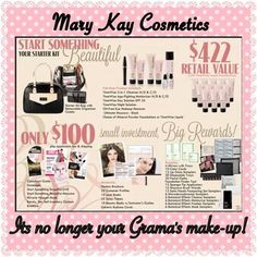 Mary Kay Starter Kit. Contact me to get started! Shawn Renell Davis Independent Beauty Consultant Call or Text Me at 919-426-6192 Email: shawnrenelldavis@marykay.com Visit My website at: Https://www.marykay.com/shawnrenelldavis