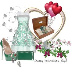 """""""Untitled #372"""" by mariasena on Polyvore"""