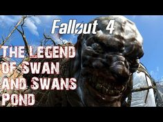 Fallout The Legend of Swan and Swan's Pond Fallout 4 Secrets, Fallout 4 Tips, Fallout New Vegas, Fallout 3, Skyrim Legends, The Locals, Swan, The Secret, Pond