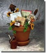 Sunflowers For You Gift Basket | gift basket for her | unique mother day gift | basket day gift mother
