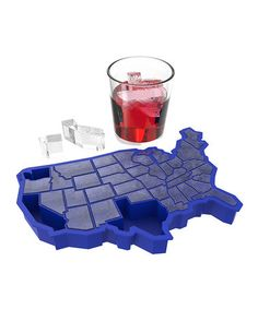 Another great find on #zulily! U Ice of A Ice Cube Tray #zulilyfinds