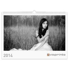 Claudia Hartwig - By your side   https://www.viaprinto.de/motivkalender#/by_your_side Kalender 2014, Werbekalender, Online drucken, Fotokalender