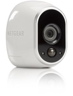 Arlo Smart Home - Add-on HD Security Camera, 100% Wire-Free, Indoor/Outdoor with Night Vision by NETGEAR (VMC3030-100EUS)