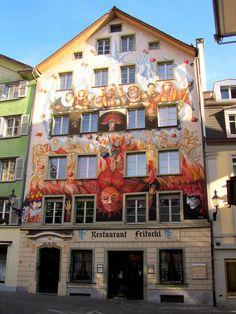 Restaurant Fritschi, Lucerne - Explore
