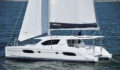 » Leopard 44: New Cruising Catamaran, New Ideas
