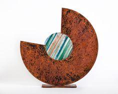 Vidrios de autor/ Escultura/ Alejandra Koch Sculpture in glass/ Handmade/ Alejandra Koch