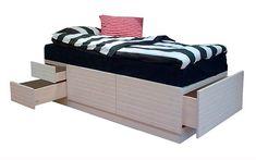 Jemma-sänky, valkoinen - Ratiashop