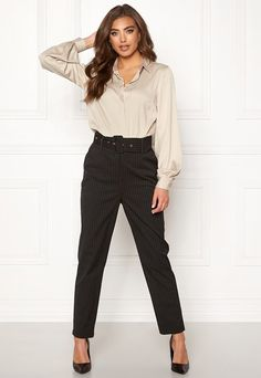 Blusar & Skjortor | Bubbleroom - Kläder & Skor online Skor Online, Pants, Fashion, Fashion Styles, Trouser Pants, Moda, Trousers, Women Pants, Women's Pants