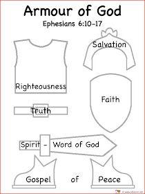 All Play On Sunday: Armour of God
