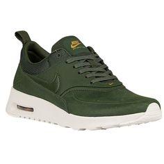 a89cc29e1d42 Nike Air Max Thea - Women s - colour is carbon green sail metallic gold