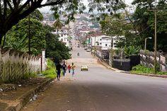 Benson Street, Monrovia, Liberia