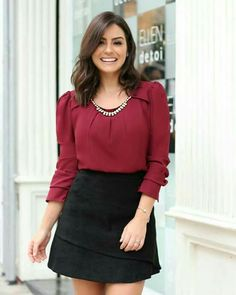 Blouse Styles, Blouse Designs, Plus Size Cardigans, Classy Women, Classy Lady, Fashion Outfits, Womens Fashion, Fashion Ideas, Classy Outfits