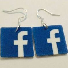 Facebook Logo Jewelry - Google Search