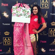 Congratulations Pamela on finding your stunning Mon Cheri Prom gown! The Dress was practically made for you! We can't wait to see photos of how gorgeous you will look thank you for choosing All About The Dress as your Prom go to #allaboutthedress #aatdbeauty #prom2017 #moncheri http://ift.tt/2oapSeb - http://ift.tt/1HQJd81