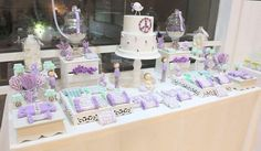 HIPPIE SHABBY CHIC   FIRST COMUNION  | CatchMyParty.com