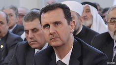 The Assad family: Where are they now?   The Economist