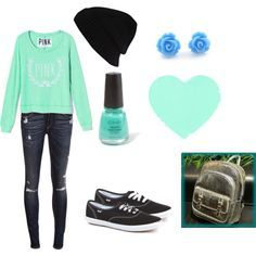cute tween back 2 school outfits - Google Search