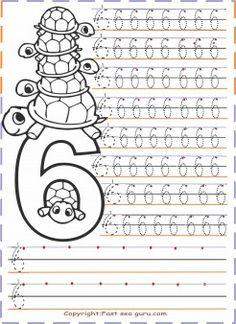 free printables numbers tracing worksheets 6 for kindergarten.tracing numbers for kids.preschool numbers tracing worksheets coloring pages. print out numbers tracing worksheets handwriting practice sh Tracing Worksheets, Kids Math Worksheets, Handwriting Worksheets, Number Worksheets, Handwriting Practice, Kindergarten Math Games, Preschool Writing, Numbers Preschool, Preschool Curriculum