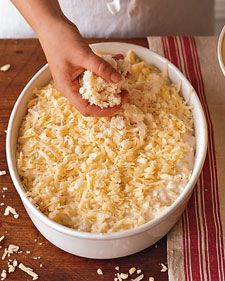 martha stewart's perfect macaroni and cheese.