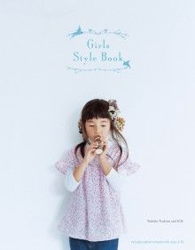 Book Cover:  Girls Style Book: Japanese Craft