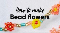 Panduro DIY Bead Flower