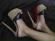 #high heels omg