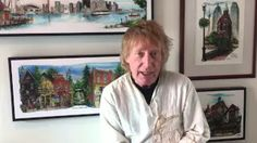Artist David Crighton briefly goes through the process he goes through to create his beautifully detailed illustrations of notable Toronto destinations University Of Toronto, Terrazzo, Mondays, Get Started, Buildings, Restaurant, Illustrations, This Or That Questions, Drawing