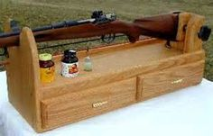 Woodworking Projects That Sell gun rest - Bing Images