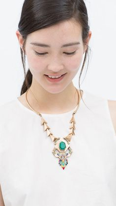 Zara 2915, collar