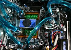 Liquid Cooled PC