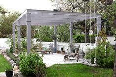 ♥ this structure at lilla villa vita
