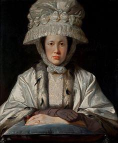 Свадебный  портрет  с  печальной  историей.  Анна  Говард  Вайс   умерла  при  родах  через  четыре  года.