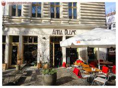Café Anna Blume Prenzlauer Berg: Breakfast, Brunch and Lunch Paradise | Good Food In Berlin