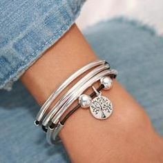 The Mini Charmerwrap bracelet line, an online storeexclusive, is perfect for anyone who loves charm bracelets. Designed to accommodate multiple charmsyou can