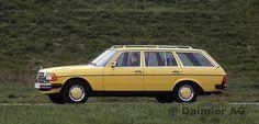 280 TE / S 123 E 28, 1978 - 1986