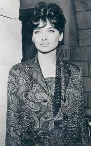 """Suzanne Pleshette died four years ago today: she was """"feminine but not girlie, stylish but not vapid, sardonic but not mean."""""""