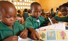 Bildung ist der Schlüssel zur persönlichen Entwicklung eines Kindes sowie die Lösung im Kampf gegen Armut.