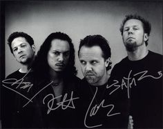 best rock band #metallica