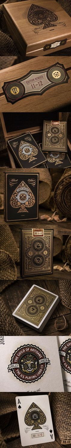 Artisans_full_view #PlayingCards