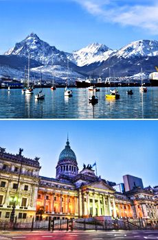 $4649 -- South America 9-Night Patagonia Adventure | Published 9/5/2012