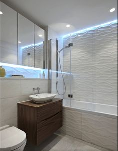 65 Banheiros Modernos Surpreendentes
