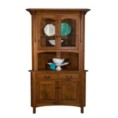 Breckenridge Corner Cabinet