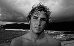 Surfer Clay Marzo <3