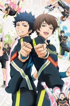 Cheer Boys!! main image