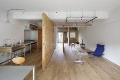 Apartment #114 Tokyo's West  / G architects studio, © Daisuke Shima  /adhoc inc.
