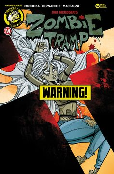 Zombie Tramp #61 2019 Action Lab VF//NM to NM Federhenn Risque Variant