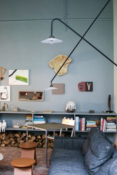 Rooms Home Decor, Living Room Interior, Home Living Room, Interior Architecture, Interior And Exterior, Interior Styling, Interior Design, Living Place, Minimalist Decor